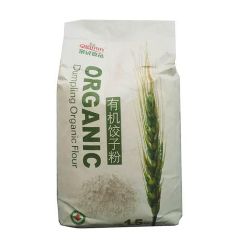 亲民有机领子饺子3斤/袋饺子粉的面粉普通质量的面粉玉米面能洗毛价格吗图片